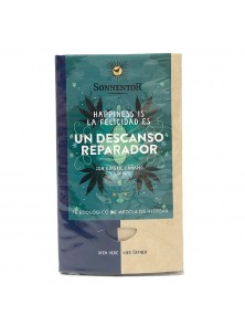 HAPPINESS IS UN DESCANSO REPARADOR TE BOLSITAS 27GR - SONNENTOR - 9004145025905