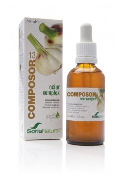 COMPOSOR 13 OXIUR COMPLEX-LOMBRISOR 50ML - SORIA NATURAL - 8422947150136