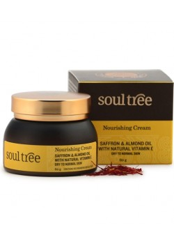 CREMA NUTRITIVA AYURVEDA 60GR BIO - SOULTREE NATURAL GOODNESS - 8906026912247