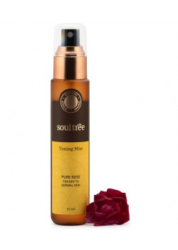 TONICO ROSAS PIEL SECA NORMAL 75ML BIO - SOULTREE - 8906026912407