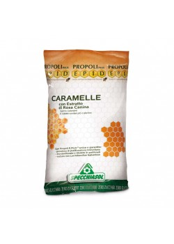 CARAMELOS ROSA CANINA 24 UNIDADES - SPECCHIASOL - 8002738978707
