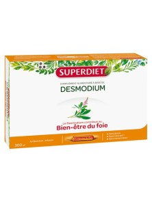 DESMODIUM 20 AMPOLLAS BIO - SUPERDIET - 3428881226406