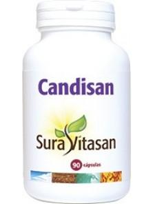 CANDISAN 90 CAPSULAS - SURAVITASAN - 628747100786