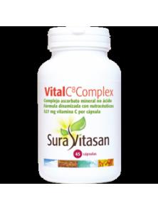 VITAL C8 COMPLEX 45 CAPSULAS - SURAVITASAN - 628747123822