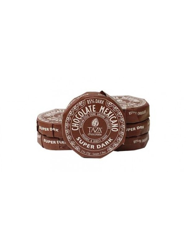 CHOCOLATE SUPER DARK 85% 77GR