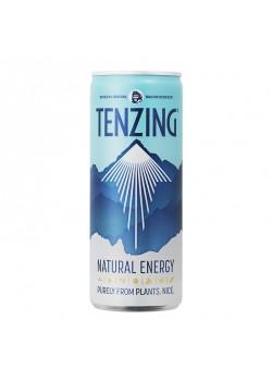 BEBIDA ENERGETICA NATURAL 250ML - TENZING - 5060444850116