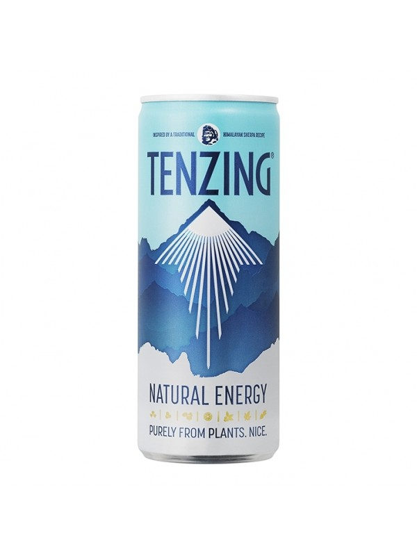 BEBIDA ENERGETICA NATURAL 250ML