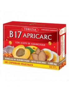 B17 APRICARC ACEITE ALBARICOQUE 60 PERLAS - TEREZIA - 8594006896122