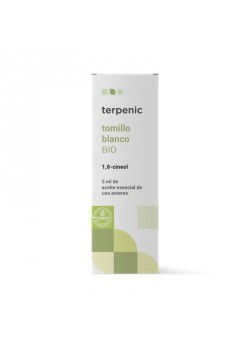 ACEITE ESENCIAL TOMILLO BLANCO (THYMUS MASTICHINA) 5ML BIO - TERPENIC LABS - 8436553173076