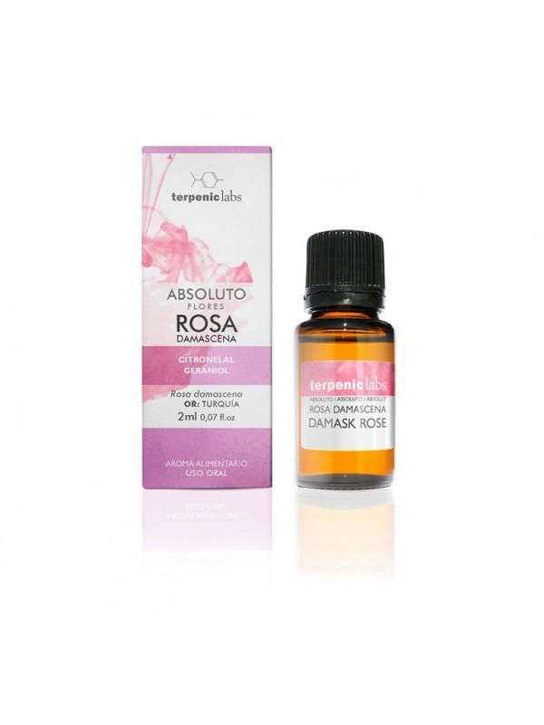 ROSA DAMASCENA ABSOLUTO 2ML - TERPENIC LABS - 8436553160984