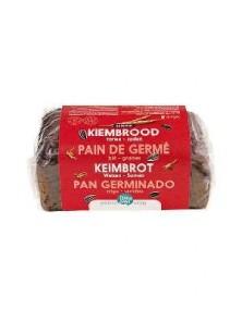 PAN GERMINADO DE TRIGO 400GR BIO - TERRASANA - 8713576200010