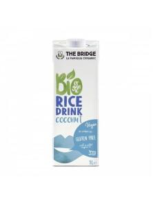 BEBIDA ARROZ + COCO 1L BIO - THE BRIDGE - 8019428007173