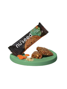 NUSEED CARROT CAKE - THE NU COMPANY - 4260500655025