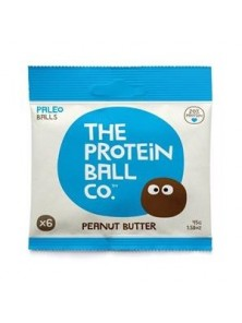 BOLITAS DE PROTEINA + CREMA DE CACAHUETE 45GR - THE PROTEIN BALL CO - 813047020050