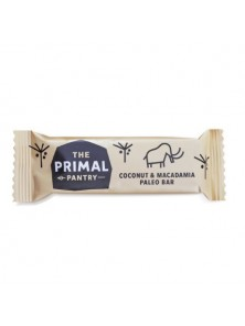 **BARRITA COCO Y MACADAMIA 45GR - THE PRIMAL PANTRY - 5060379780007
