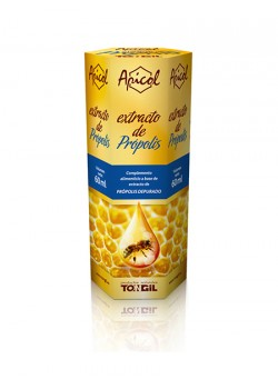 APICOL EXTRACTO DE PRÓPOLIS 60ML - TONGIL - 8436005300135
