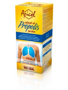 APICOL JARABE EXTRACTO PROPOLIS 250ML - TONGIL - 8436005300555
