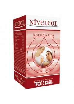 NIVELCOL 60 CAPSULAS - TONGIL - 8436005301439