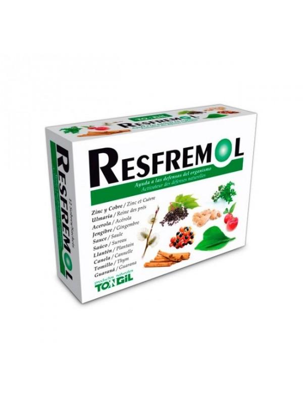 RESFREMOL DEFENSAS 12 SOBRES - TONGIL - 8436005300999