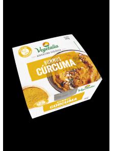 HUMMUS DE CURCUMA FRESCO 240GR BIO - VEGETALIA - 8422791011850