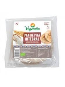 PITA TRIGO INTEGRAL 280GR 4 UNIDADES BIO - VEGETALIA - 8422791006993