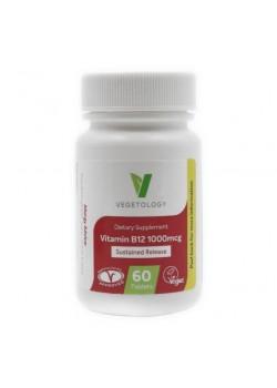VITAMINA B12 1000MCG CIANOCOBALAMINA 60 COMPRIMIDOS - VEGETOLOGY - 5060351380232