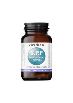 SPF SKIN PRO-FACTORS 30 CAPSULAS - VIRIDIAN - 5060003593980