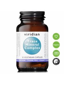 TRAZAS MINERALES COMPLEX 30 CAPSULAS - VIRIDIAN - 5060003593508