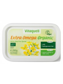 MARGARINA OMEGA 3 250GR BIO - VITAQUELL - 42023623