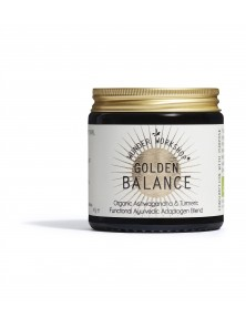 EQUILIBRIO DORADO 'GOLDEN BALANCE' 40GR BIO - WUNDER WORKSHOP - 797776565764