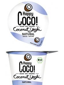 POSTRE COCO NATURAL 330GR BIO - HAPPY COCO - 8719324144834