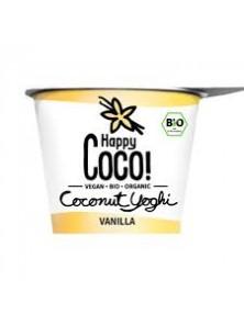 POSTRE COCO VAINILLA 330GR BIO - HAPPY COCO - 8719324144841