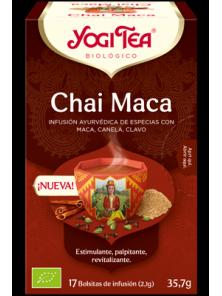 TE MACA CHAI 17 BOLSITAS BIO - YOGI TEA - 4012824405370