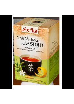 YOGI TEA TAO LINE 'TE VERDE Y JAZMIN'  17 BOLSITAS - YOGI TEA - 4012824400849