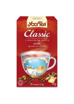 YOGI TEA 'CLASSIC' 17 BOLSITAS BIO - YOGI TEA - 4012824400047