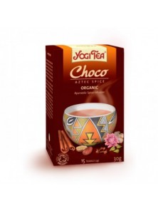 YOGI TEA 'CHOCOLATE' 17 BOLSITAS BIO - YOGI TEA - 4012824400146
