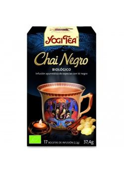 YOGI TEA 'CHAI NEGRO' 17 BOLSITAS BIO - YOGI TEA - 4012824400641