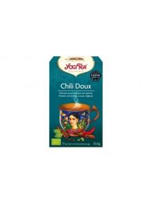 YOGI TEA 'CHILI DULCE' 17 BOLSITAS - YOGI TEA - 4012824402911