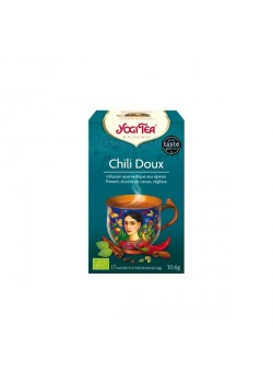 YOGI TEA 'CHILI DULCE' 17 BOLSITAS - YOGI TEA - 4012824402911