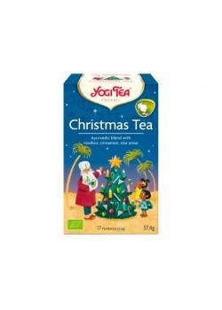 YOGI TEA 'CHRISTMAS TEA' 17 BOLSITAS BIO - YOGI TEA - 4012824404229