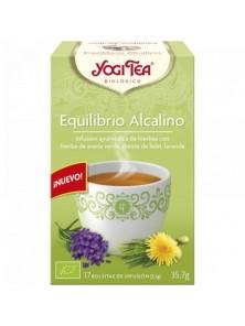 YOGI TEA  EQUILIBRIO ALCALINO 20 BOLSITAS - YOGI TEA - 4012824404274