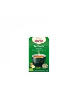 YOGI TEA VERDE 'ENERGIA' 17 BOLSITAS BIO - YOGI TEA - 4012824401952