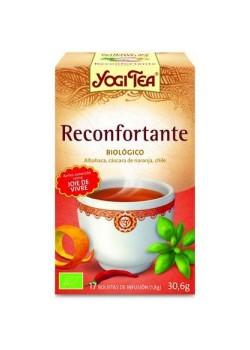 YOGI TEA 'RECONFORTANTE' 17 BOLSITAS BIO - YOGI TEA - 4012824401716