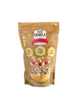 GRANOLA ARANDANOS Y COCO 300GR BIO - ZEALIA - 8437011986443